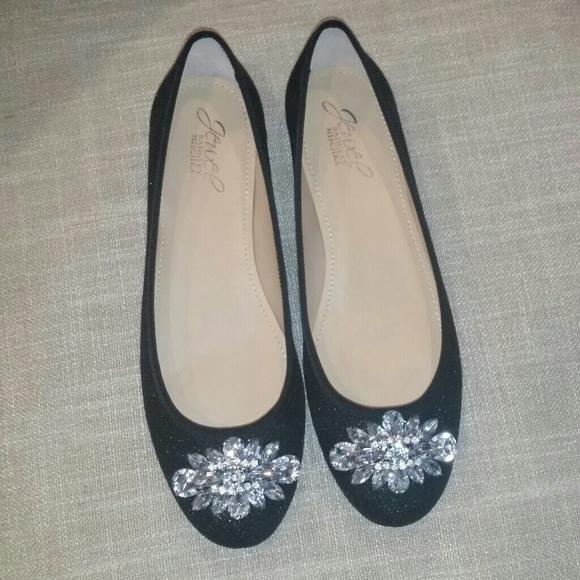 e0f5c94a1 Badgley Mischka Shoes - Jewel Badgley Mischka Cabella Evening Flats